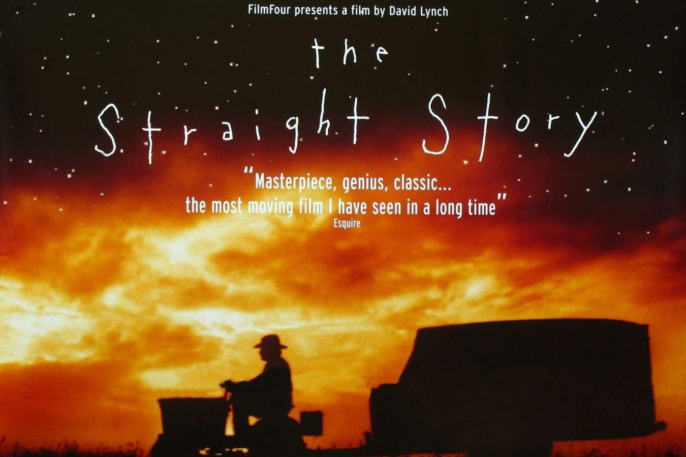 Film: The Straight Story