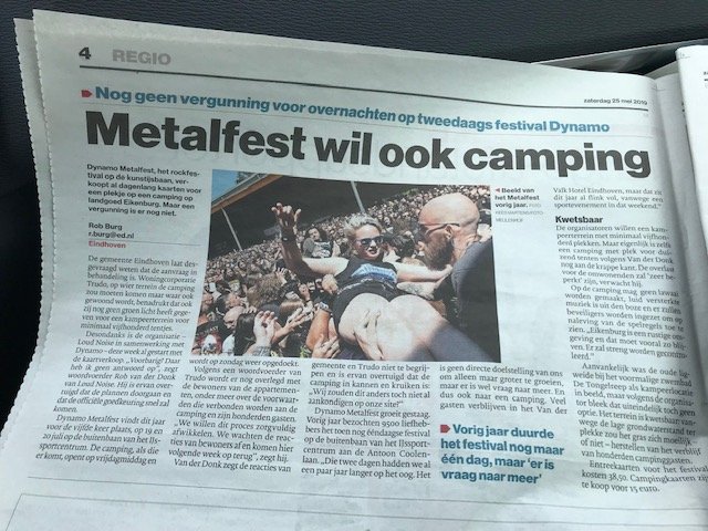 Bron: Eindhovens Dagblad.